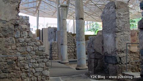 Il Foro Romano e le terme - Cartagena