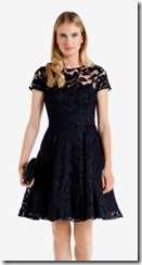 Ted Baker floral lace dress