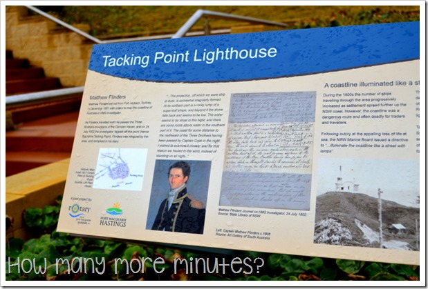 Tacking Point Lighthouse | How Many More Minutes?
