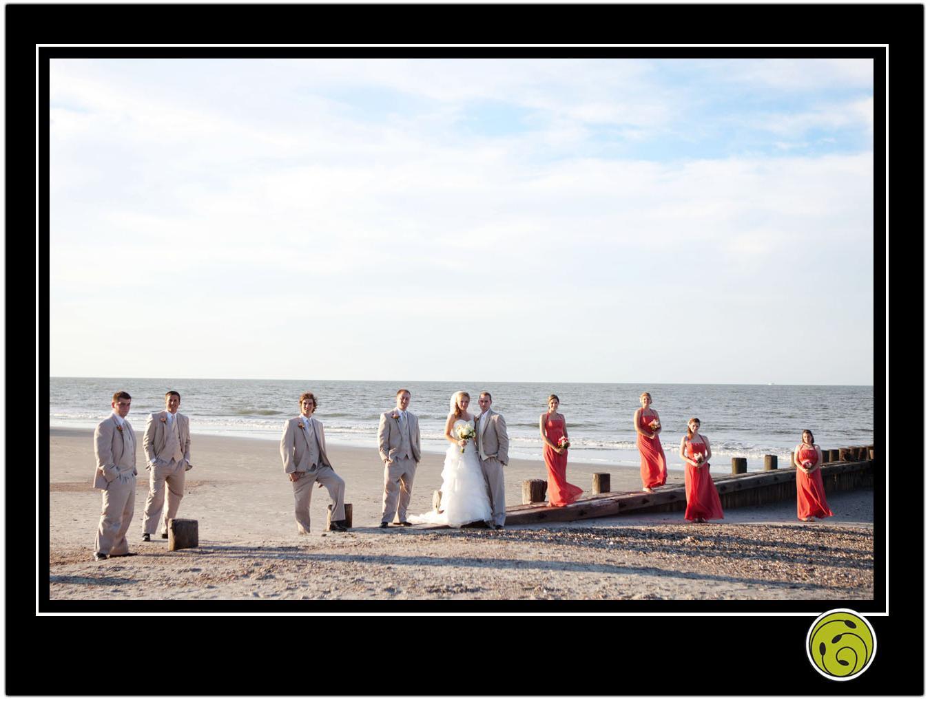 II  Folly Beach Wedding
