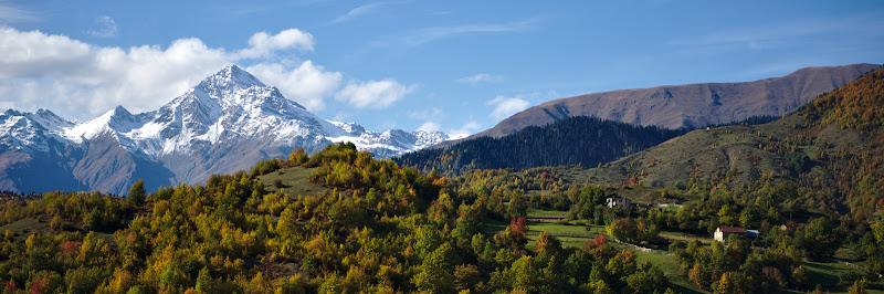 Elvetia din Caucaz.