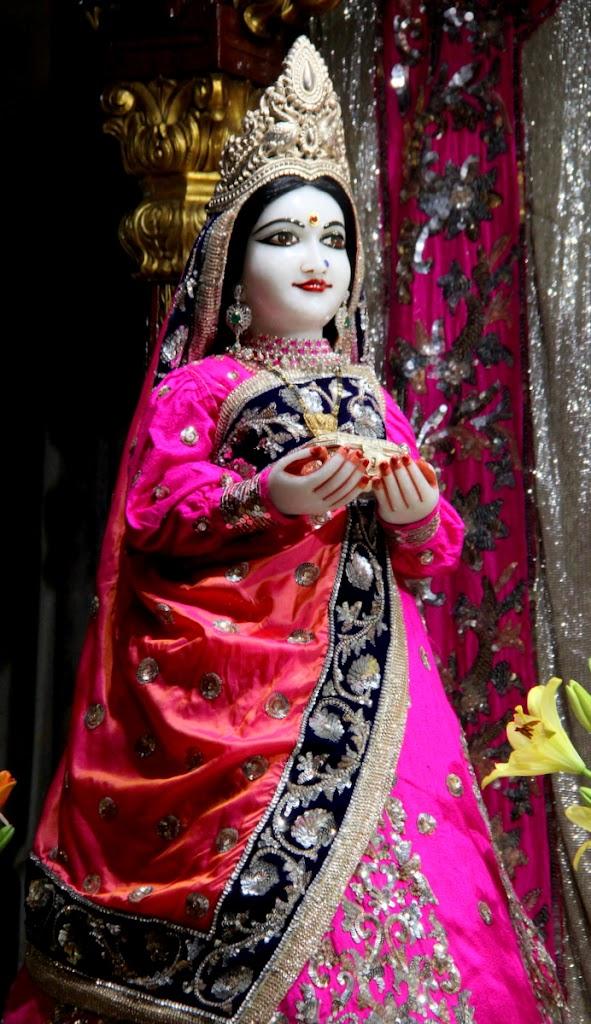 ISKCON Juhu Mangal Deity Darshan 14 Jan 2016 (15)