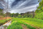 Landschaft in HDR