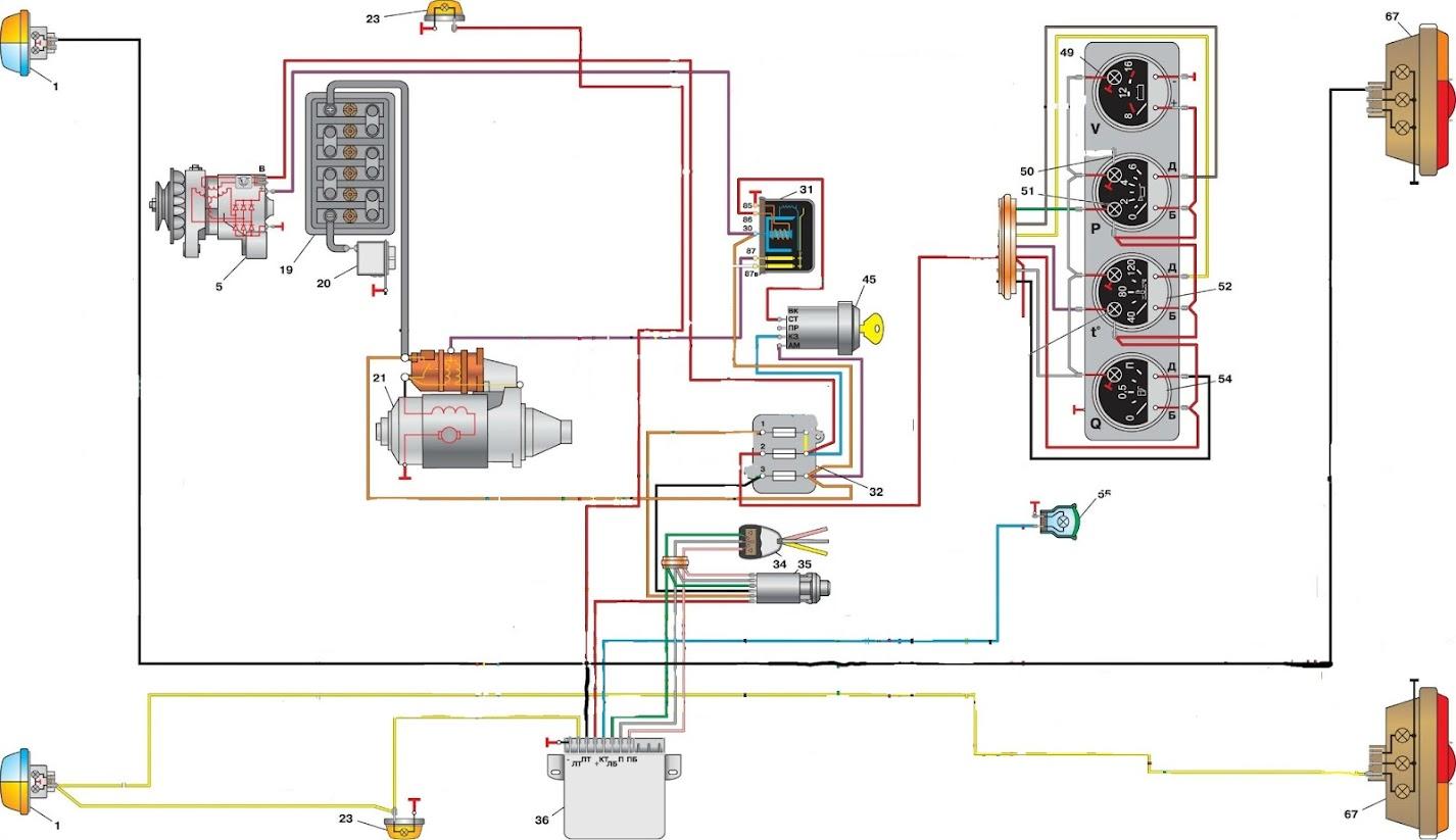 Схема охлаждения двигателя 417 уаз буханка