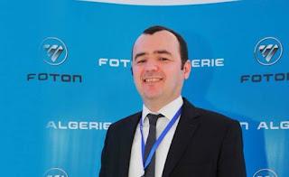 Samir Allouche, Directeur général de Foton Algérie «Faire de notre marque une référence en Algérie»