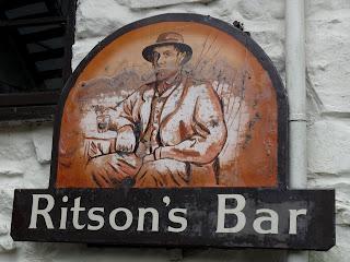 Ritson's Bar - Wasdale Head Inn