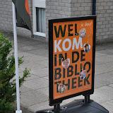 Ruimere openingstijden bieb Nieuwe Pekela: Feest - Foto's Harry Wolterman