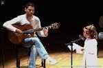 Patxi Moreno Vayá en el Recital de poesía y guitarra para jóvenes