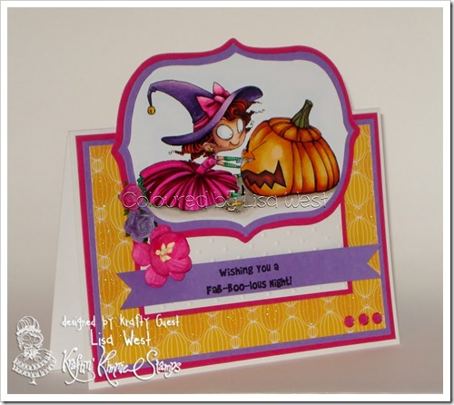 Witch with Pumpkin (4)