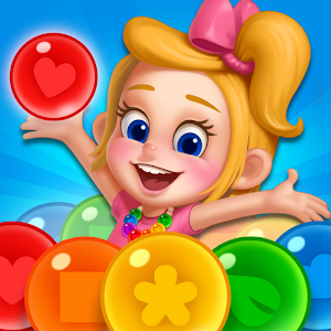 Happy Bubble: Shoot n Pop For PC / Windows 7/8/10 / Mac – Free Download