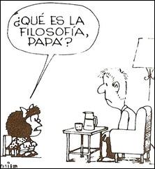 Mafalda de Quino O que é a filosofia