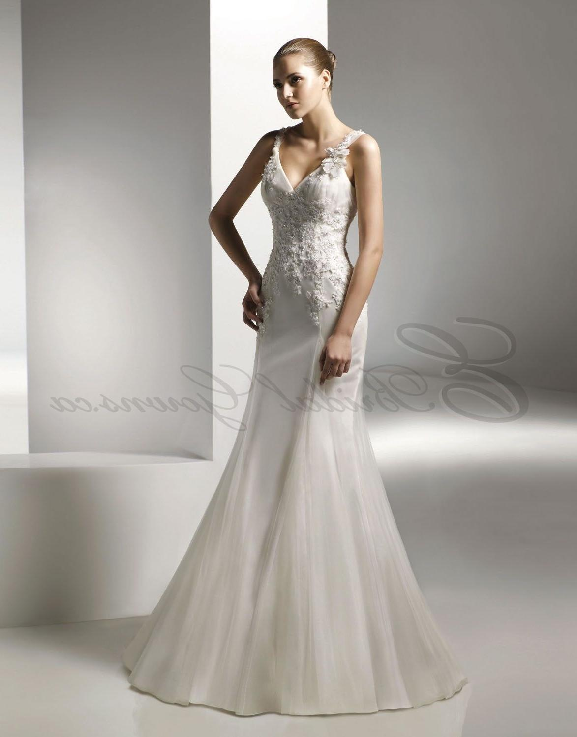 wedding dresses lds
