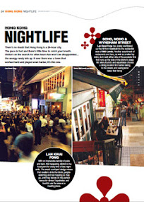 Cover of Joy Of Life's Book Hong Kong Night Life Free Guide