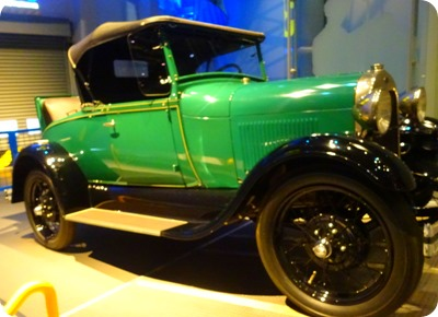 1929 Ford Model M