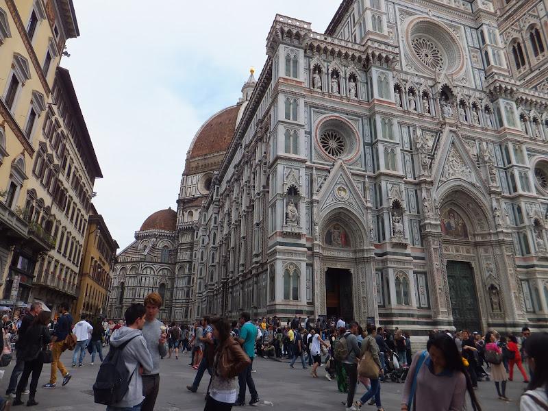 Firenze, centro histórico