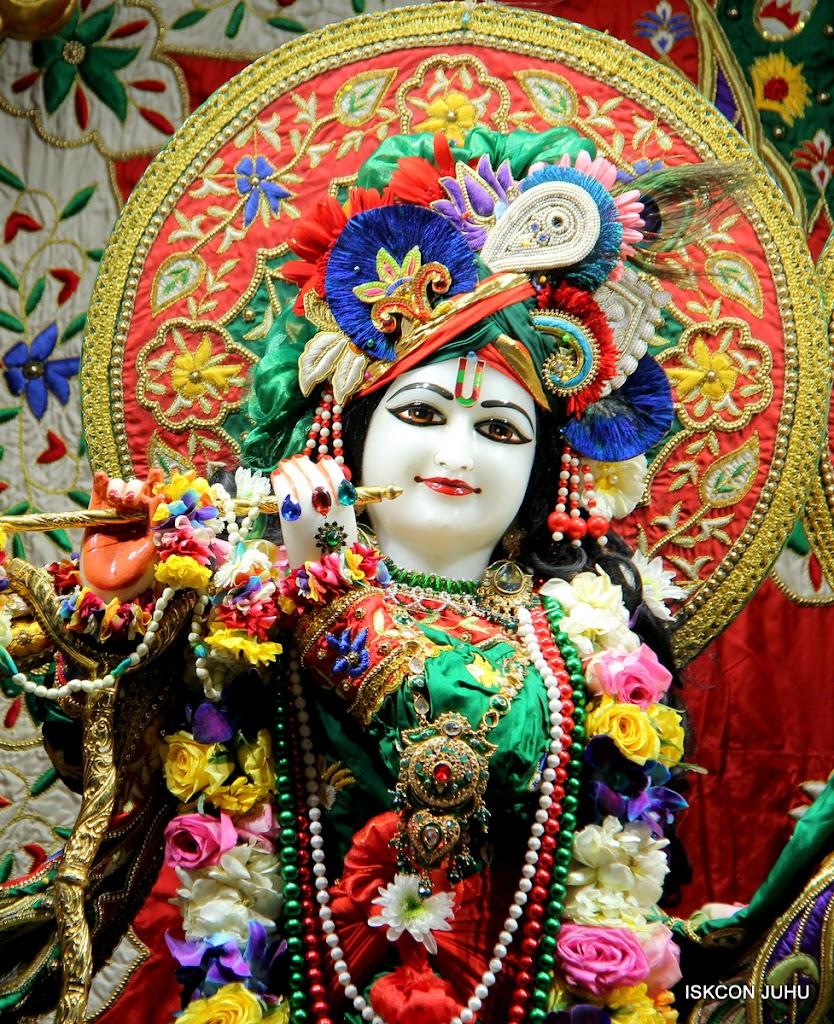 ISKCON Juhu Sringar Deity Darshan 09 Feb 16 (4)