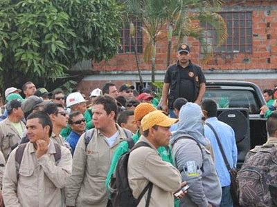 USO Meta realizará protesta de 24 horas en apoyo a marcha del agua y  la Jornada Nacional de Movilización
