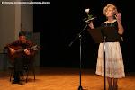 Recital poético, Carmen Carrasco. Guitarra: Patxi Moreno Vayá