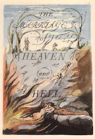 Cover of William Blake's Book The Marriage Of Heaven And Hell