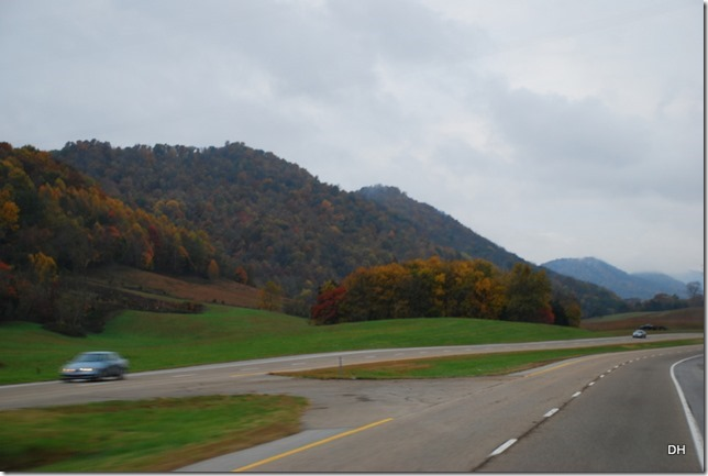 Travel from Kingsport to Cumberland I26-US11W-US25E (57)