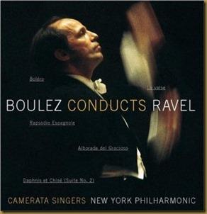 Ravel Boulez CBS