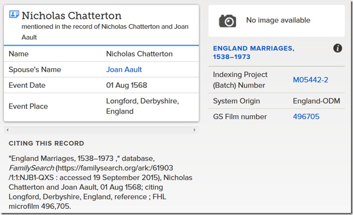 One of two of a duplicate record on FamilySearch.org