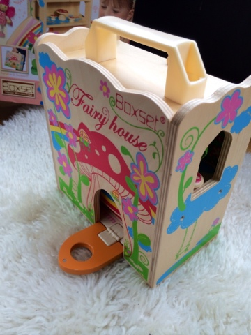 Woodplay Boxset Fairy House by Casdon