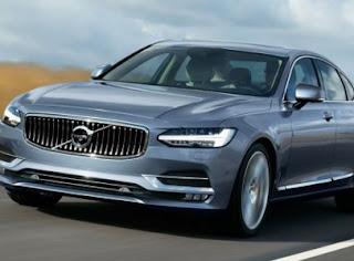 Avec la S90 : Volvo attaque les Allemands