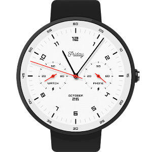 Chronometer Classic Watch Face