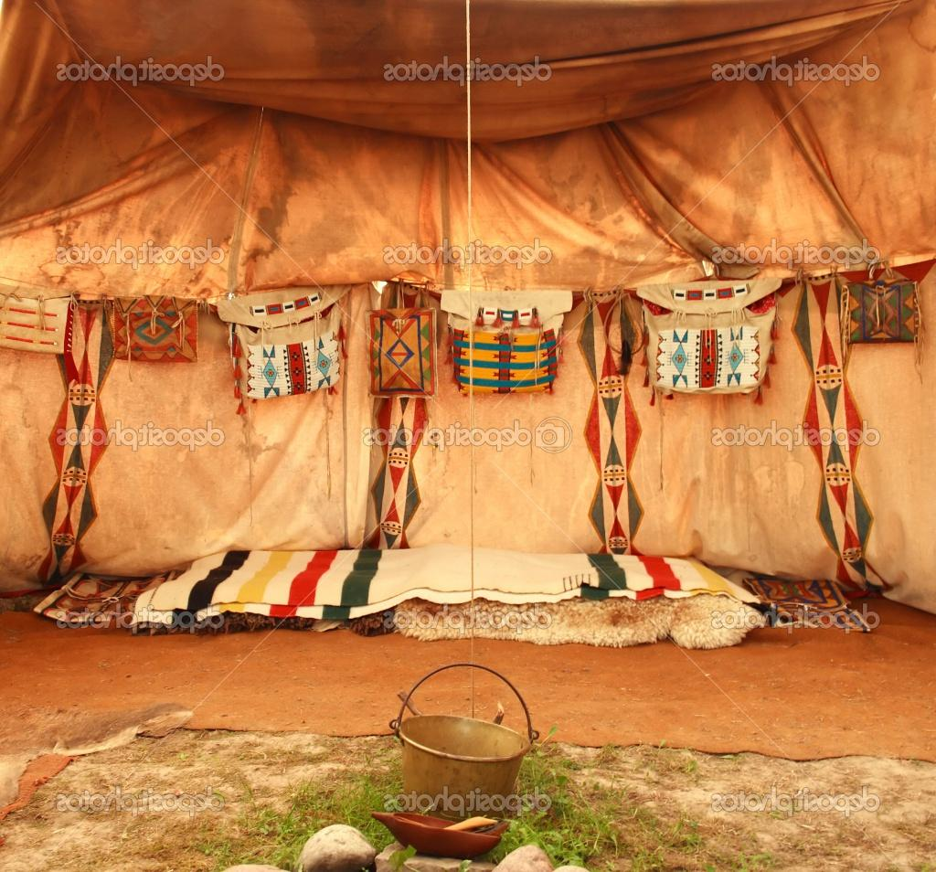 indian tent house