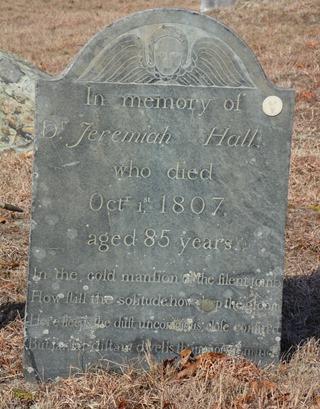HALL_Jeremiah_headstone_1807_CenterCem_PembrokePlymouthMassachusetts