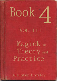 Cover of Aleister Crowley's Book Book 4 Part III Magick in Theory and Practice