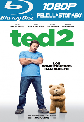 Ted 2 (2015) [BDRip m1080p/Castellano-ingles]