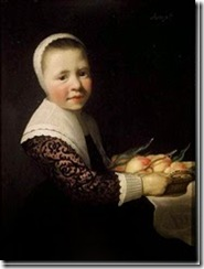 Aelbert-Cuyp-Portrait-of-a-girl-with-peaches_thumb