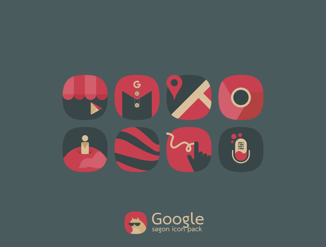Sagon Icon Pack Screenshot 6