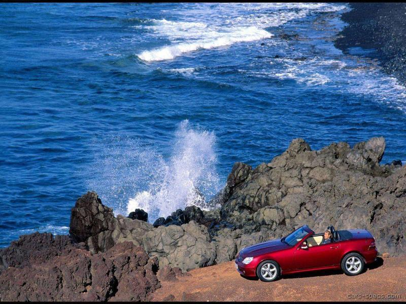 2004 Mercedes Benz Slk Class Slk32 Amg Specifications Pictures Prices