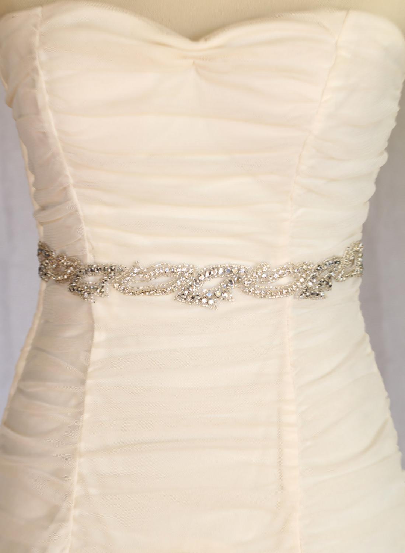 Sophie - bridal sash