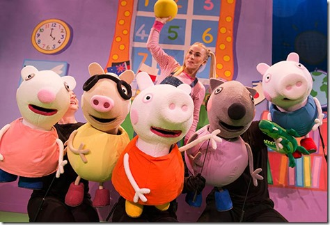 Peppa Pig Live Peppas Big Splash 300dpi