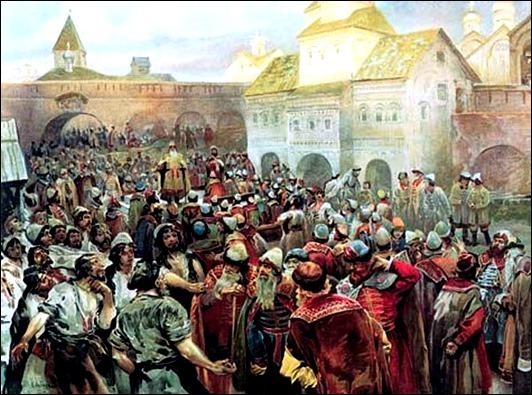 Image result for лжедмитрий 1 в москве
