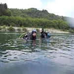 Divers Picnic