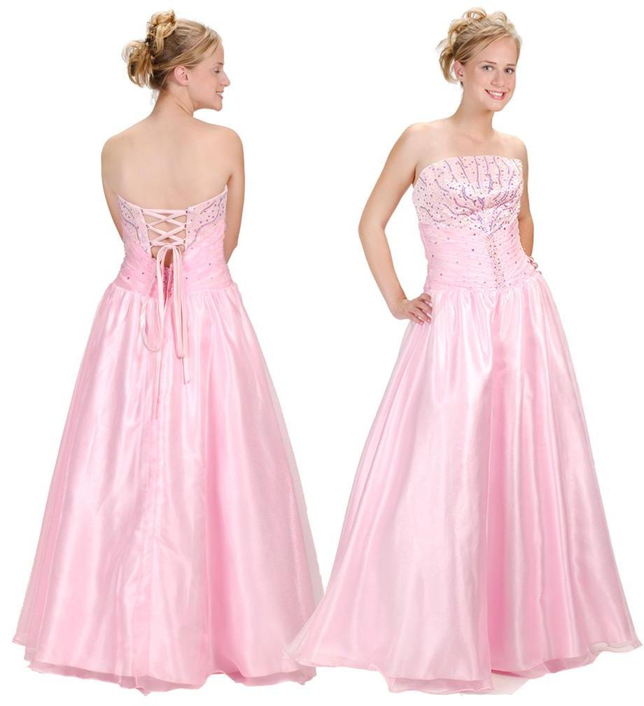 organza Prom Dress PD0008