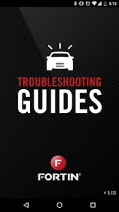 Fortin Troubleshooting Guides - screenshot