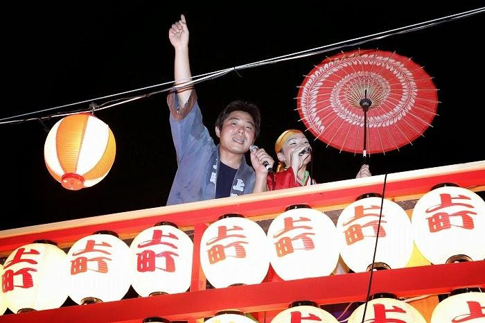 第60回よさこい祭り☆本祭2日目・上町競演場98☆上2目2987