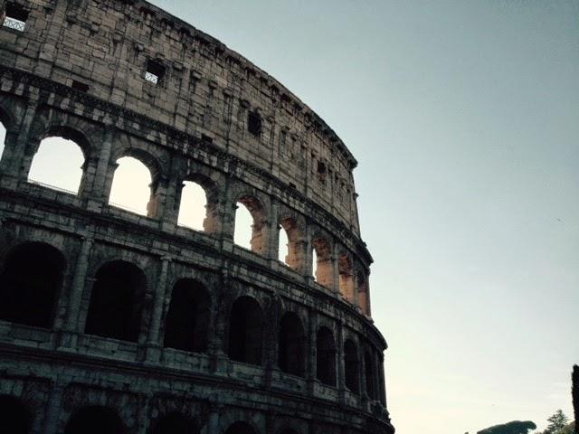 Colosseum, Rome, Italy, Travel