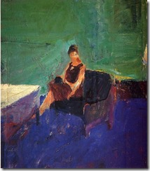 Richard-Diebenkorn-Seated-Woman-Green-Interior