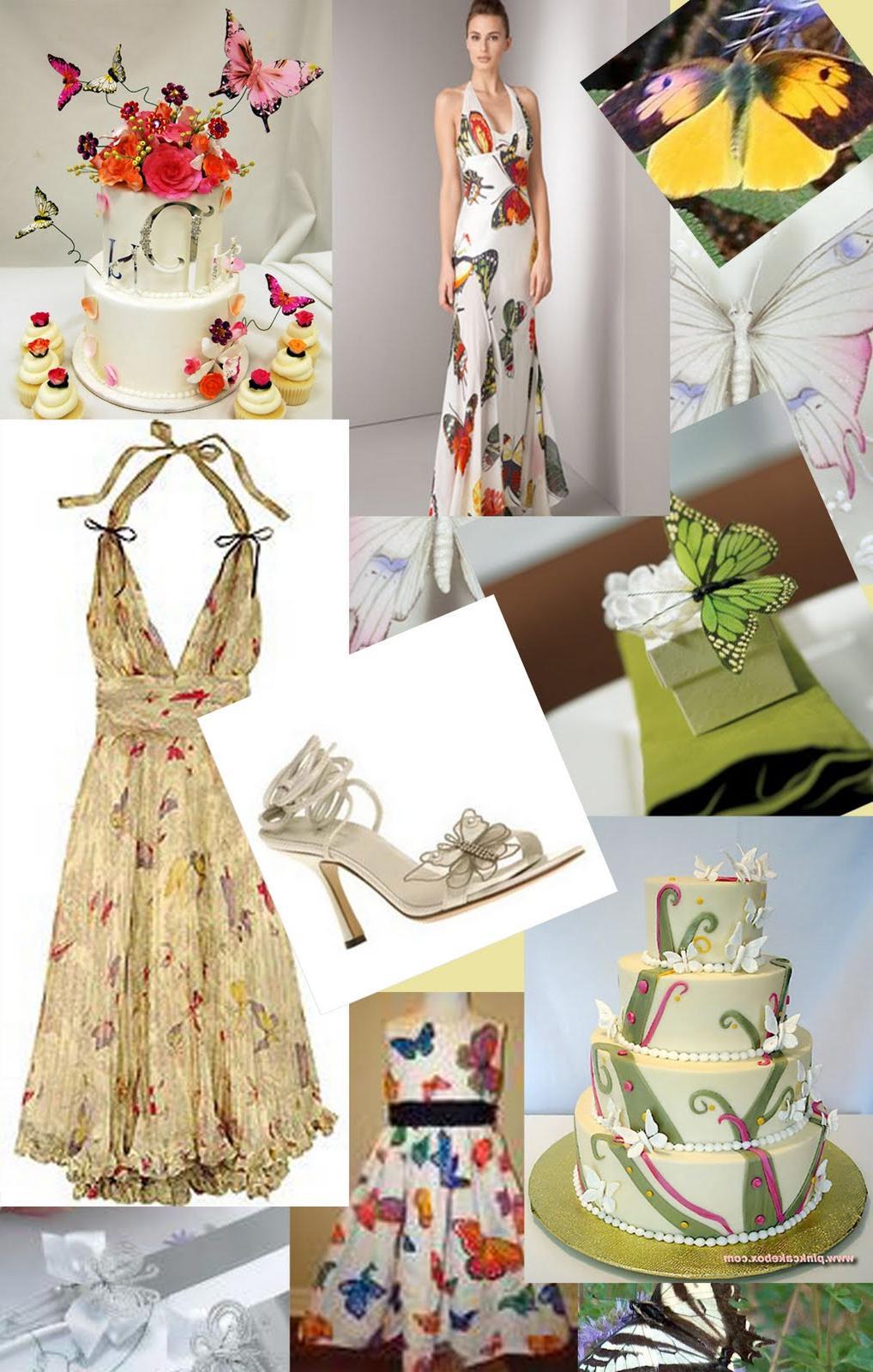 Saman\'s blog: Butterfly-Themed Wedding: