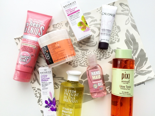 my favourite skincare and body care products that i have repurchased