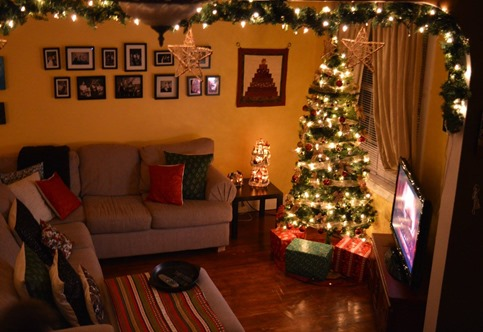 Christmas House Tour 2015 1