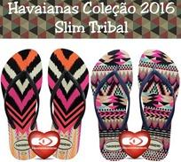 slim tribal havaianas 2016