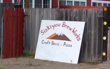 Siskiyou Brew Works.